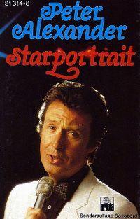 Cover Peter Alexander - Starportrait [1982]